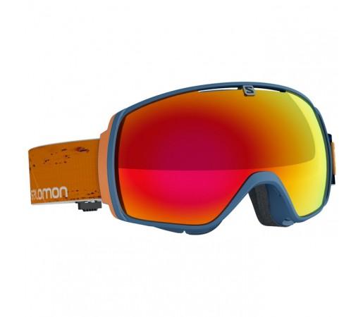 Ochelari schi si snowboard Salomon XT One Albastri