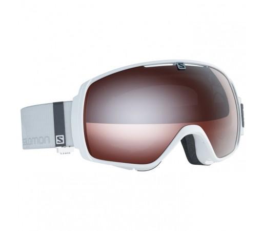 Ochelari schi si snowboard Salomon XT One Acces Albi