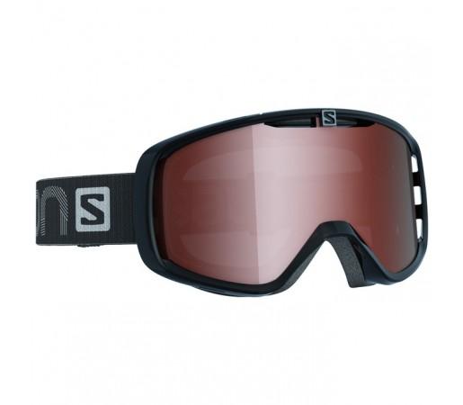 Ochelari schi si snowboard Salomon Aksium Access Negri
