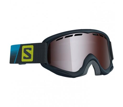 Ochelari schi si snowboard Salomon Jr. Juke Racing Negri