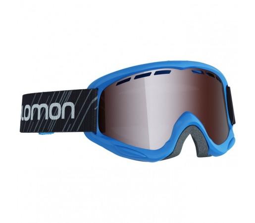 Ochelari schi si snowboard Salomon Jr. Juke Acces Albastri