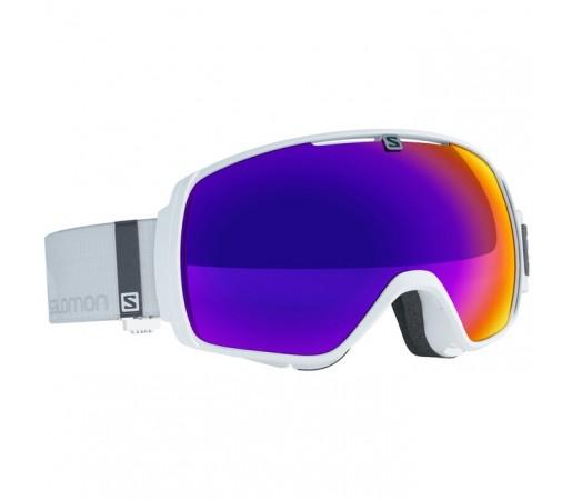 Ochelari schi si snowboard Salomon XT One Albi