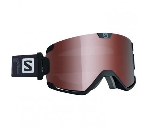 Ochelari schi si snowboard Salomon Cosmic Access Negri