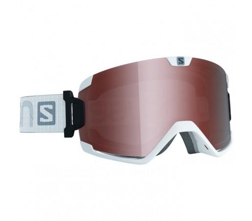 Ochelari schi si snowboard Salomon M Cosmic Access Albi