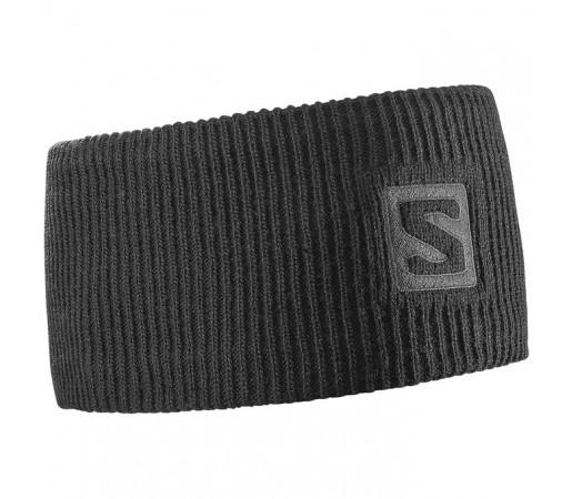 Bentita Salomon Layback Headband M Neagra