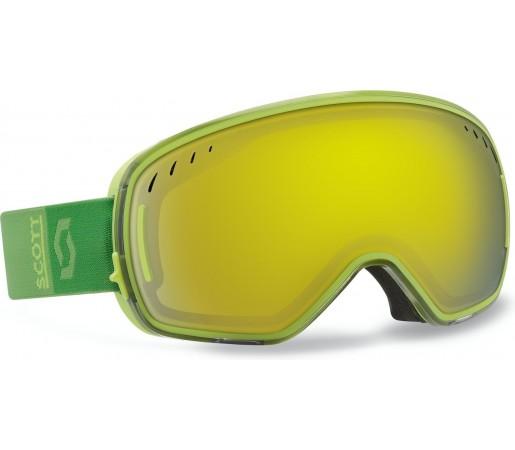 Ochelari Scott LCG Green/Yellow