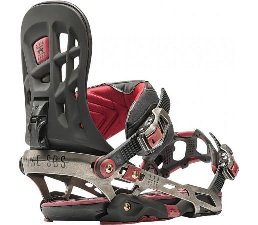 Legaturi snowboard Rome 390 Boss Metal