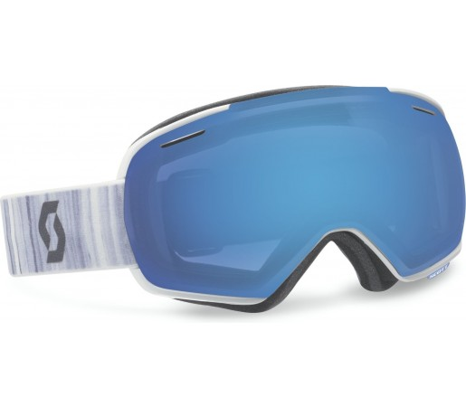 Ochelari schi si snowboard Scott Linx Batik White/Blue