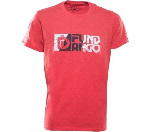 Tricou Fundango Basic T Logo 14 Rosu