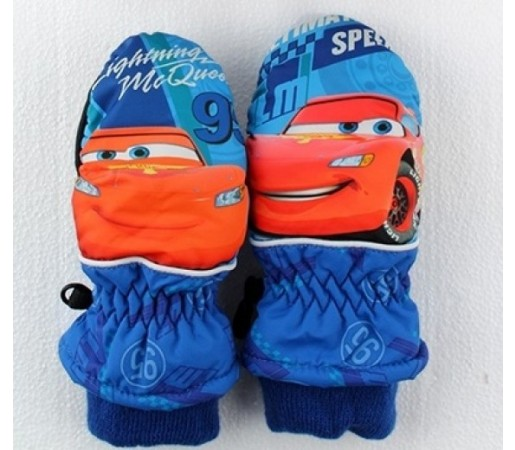 Manusi Disney Cars 2 Albastre