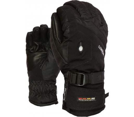 Manusi Ski Level Alpine Black