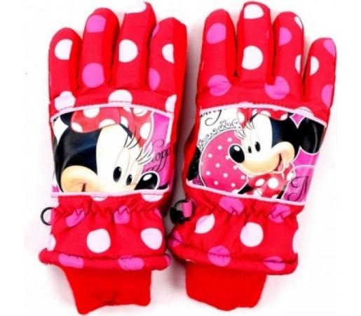 Manusi Disney Minnie Rosii