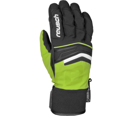 Manusi Reusch Bellano GTX Black- Green