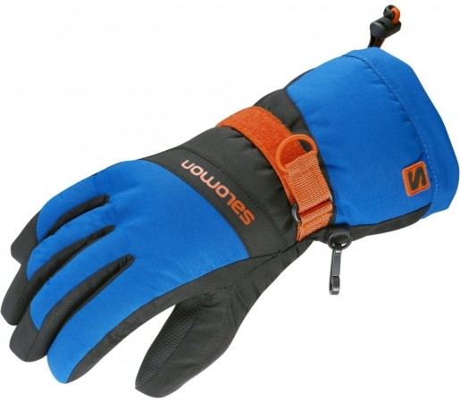 Manusi Salomon GRANITE CS JR BLUE/BLACK
