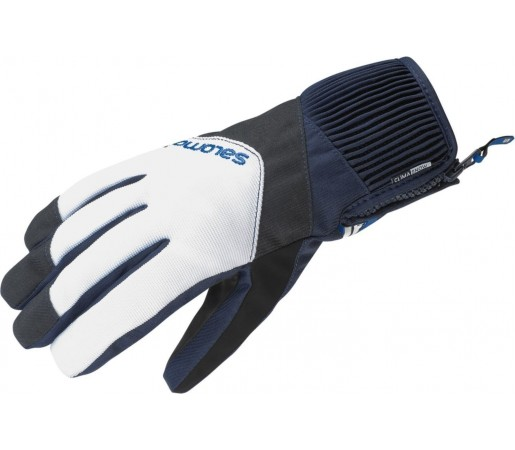 Manusi Salomon LIBERTY CS M BLACK/BLUE