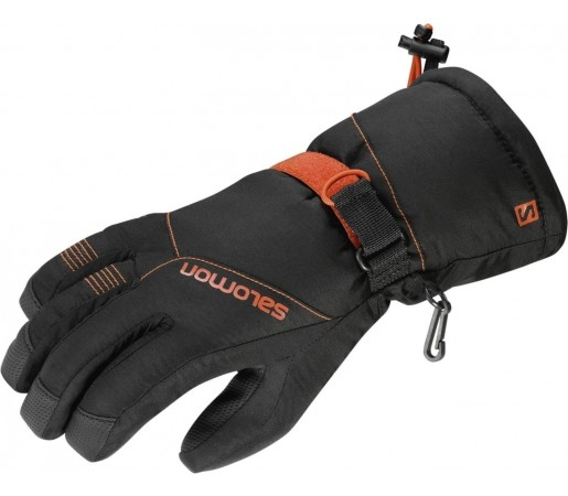 Manusi Salomon ODYSSEY GTX JR BLACK/ORANGE