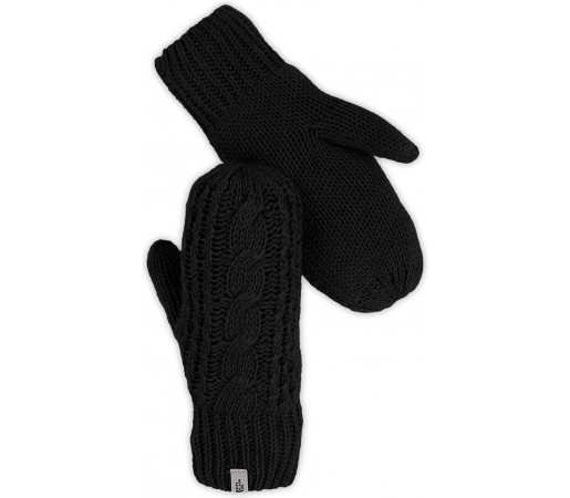 Manusi The North Face W Cable Knit Mitt Negre