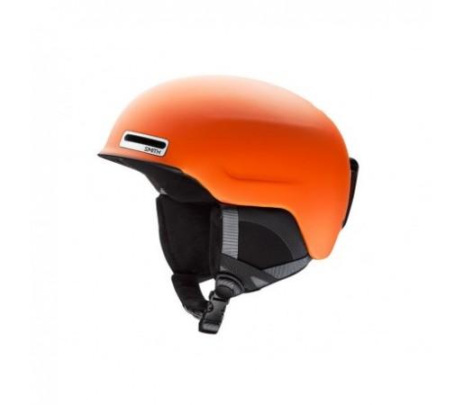Casca ski si snowboard Smith Maze Matte Orange