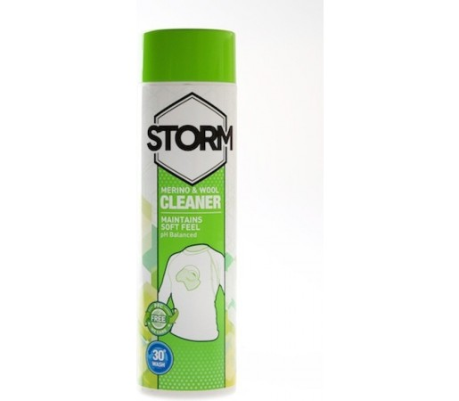 Detergent Storm Merino and Wool Wash 300ml