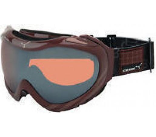 Ochelari ski Cebe LEGEND L Brown/ Orange Flash