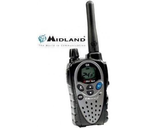Statie radio Midland G8E-BT cu Bluetooth