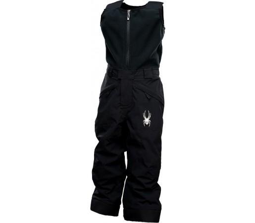 Pantaloni Ski Spyder Mini Expedition Negru