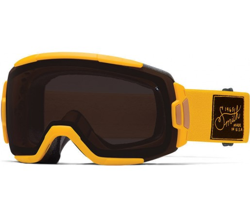 Ochelari Schi si Snowboard Smith VICE Revival Mustard / Blackout