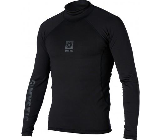 Bluza First Layer Mystic Bipoly M LS Black