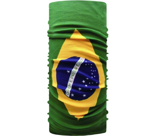 Neck Tube Buff Original Flags Brazil