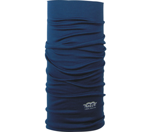 Neck Tube P.A.C. Merino Navy