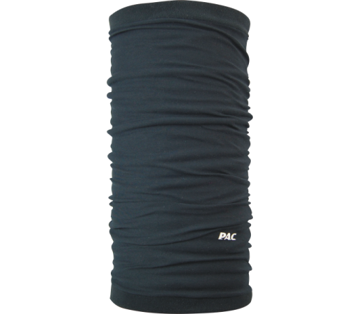 Neck Tube P.A.C. Twisted Total Black