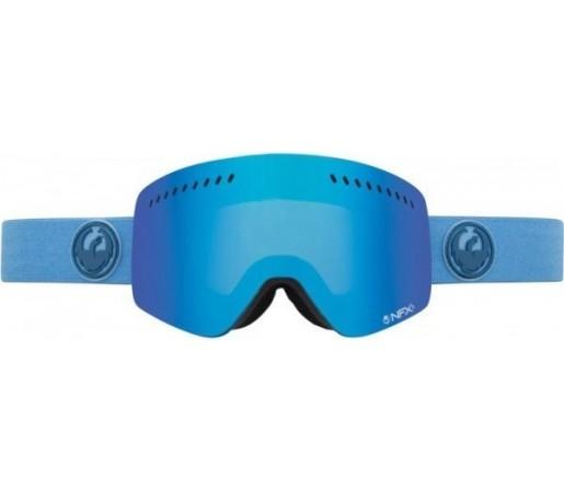 Ochelari Schi si Snowboard Dragon NFXS Brine Heather / Blue Steel + Yellow