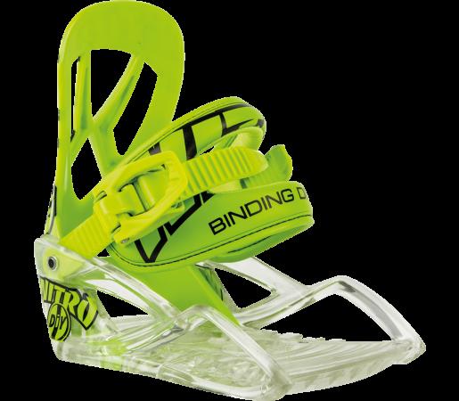 Legaturi Snowboard Nitro D.I.Y Verzi