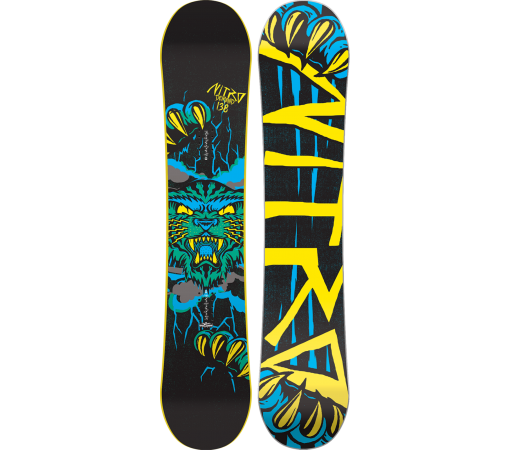 Placa Snowboard Nitro Demand 2016