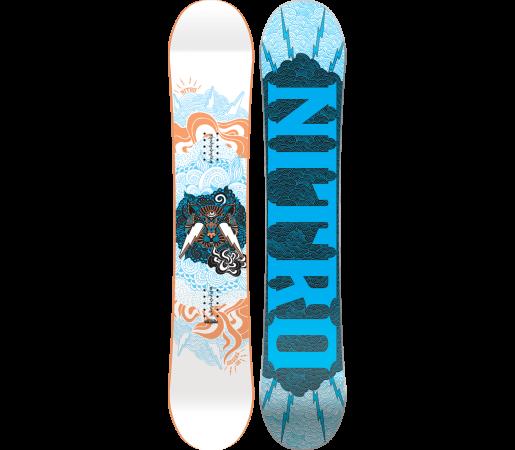 Placa Snowboard Nitro Desire 2016