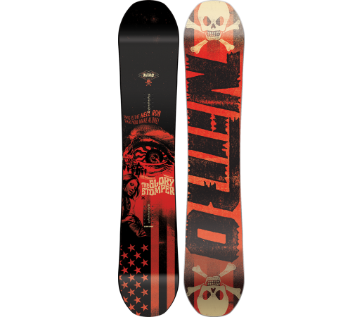 Placa Snowboard Nitro Glory Stomper 2016