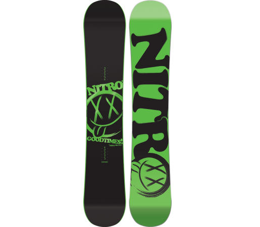 Placa Snowboard Nitro Good Times 2016