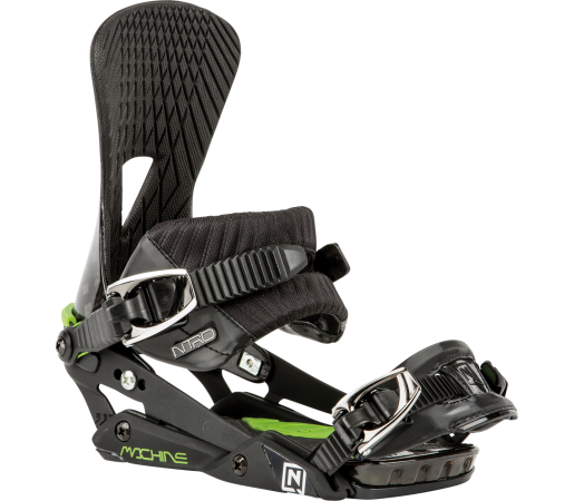 Legaturi Snowboard Nitro Machine Negre