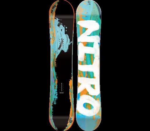 Placa Snowboard Nitro Mercy 2016