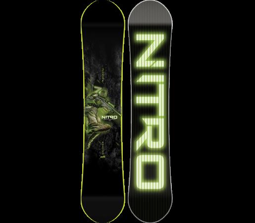 Placa Snowboard Nitro Mini Pro Marcus Kleveland 2016