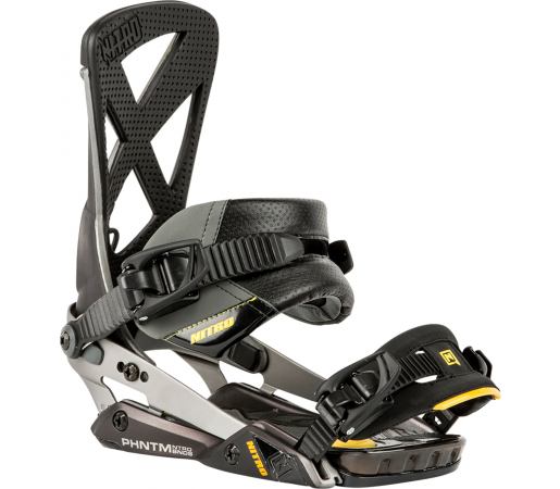 Legaturi Snowboard Nitro Phantom Gri
