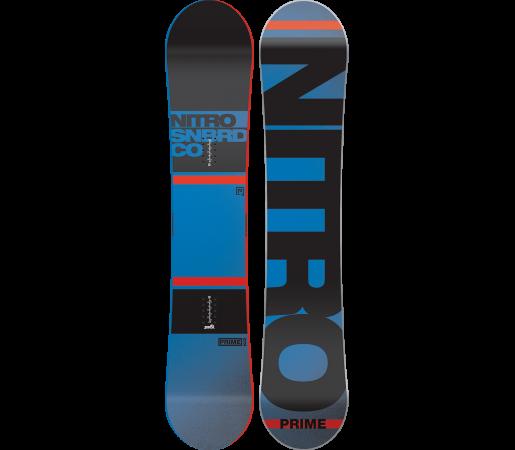 Placa Snowboard Nitro Prime 2016
