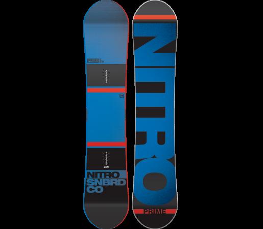 Placa Snowboard Nitro Prime Wide 2016