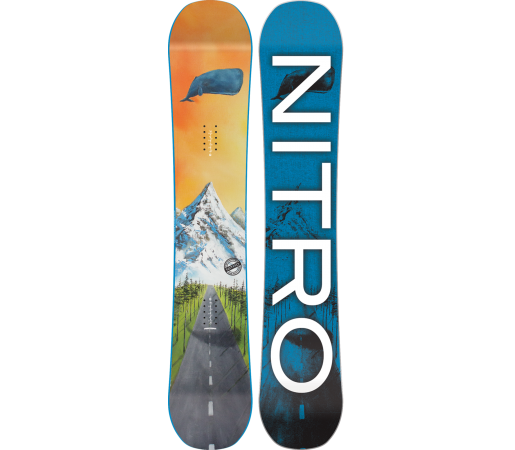 Placa Snowboard Nitro Pro One-Off Sven Thorgren 2016