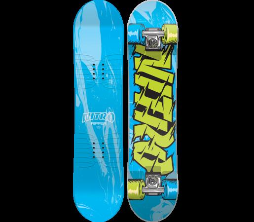 Placa Snowboard Nitro Ripper Kids 2016