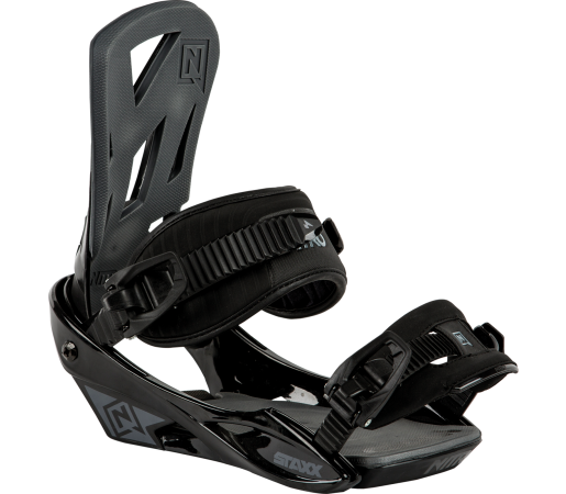 Legaturi Snowboard Nitro Staxx Negre