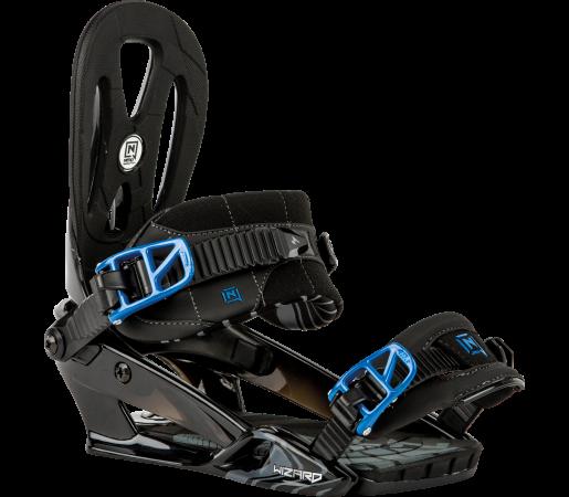 Legaturi Snowboard Nitro Wizard Negre