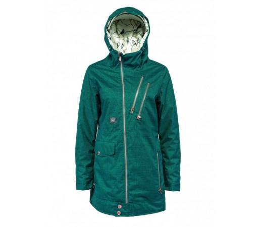 Geaca Snowboard Nitro Blackheart Verde