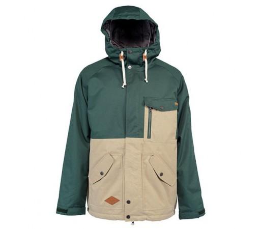Geaca Snowboard Nitro Legacy Verde/Khaki