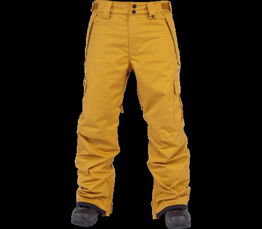 Pantaloni Snowboard Nitro Skeena Galbeni